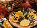 Spooky Cookie Plate recipe