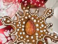 Stained Glass Gingerbread Cookies recipe