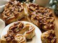 Sweet Pecan Breakfast Rolls recipe