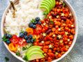 Sweet Potato Basmati Rice Bowl recipe