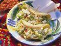 Tacos Stuffed with Mozzarella recipe