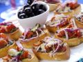 Tomato and Olive Bruschetta recipe