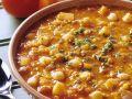 Tomato Chickpea Soup recipe