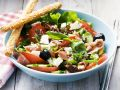 Tomato, Ham and Feta Salad recipe
