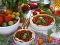 Tomato Tart with Balsamic and Fresh Herbs recipe