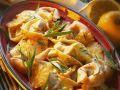 Tortellini with Lemon Tarragon Sauce recipe