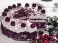 Traditional Black Forest Cake recipe