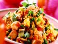 Turkey and Fruit Rice Salad recipe