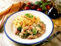 Turkey and Vegetables with Farfalle recipe