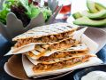 Turkey Quesadillas recipe
