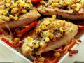 Turkey Cutlets and Vegetable Gratin recipe