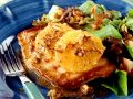 Turkey Cutlets with Fruity Potato Salad recipe