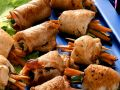 Turkey Rolls Stuffed with Vegetables recipe