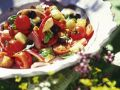 Tuscan Bread and Vegetable Salad recipe