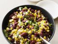 Two Bean and Corn Salad recipe