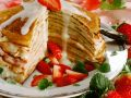 Pancake Stack with Custard recipe