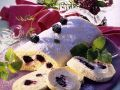Vanilla Blackberry Roulade recipe