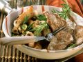 Veal Steaks with Rosemary Potatoes recipe