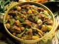 Veal Stew with Carrots, Beans and Turnip recipe