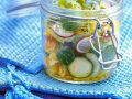 Vegetable Salad with Watercress recipe