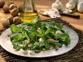 Walnut and Mushroom Salad recipe
