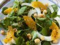 Watercress Salad with Orange Dressing recipe