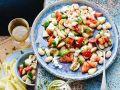 White Bean Salad with Feta Cheese recipe