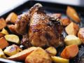 Whole Chicken with Root Vegetables recipe