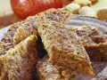 Whole Grain Apple and Almond Flat Cake recipe