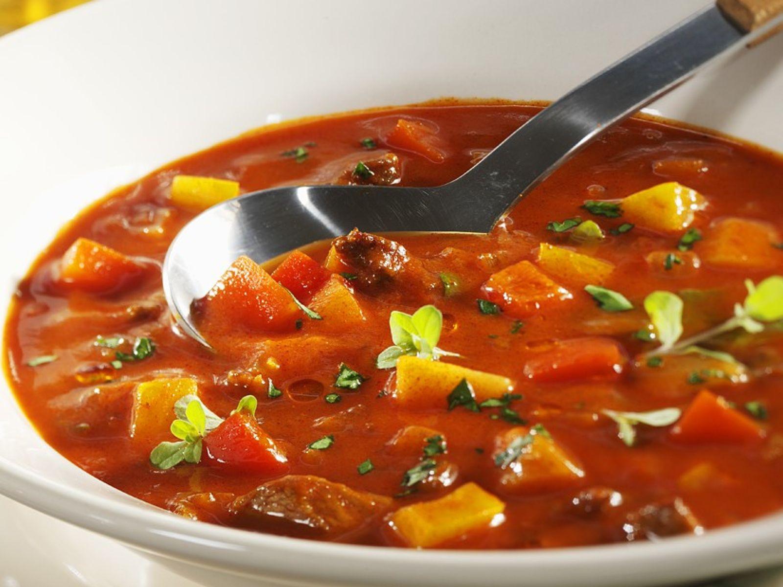 Goulash Soup Recipe Eat Smarter Usa