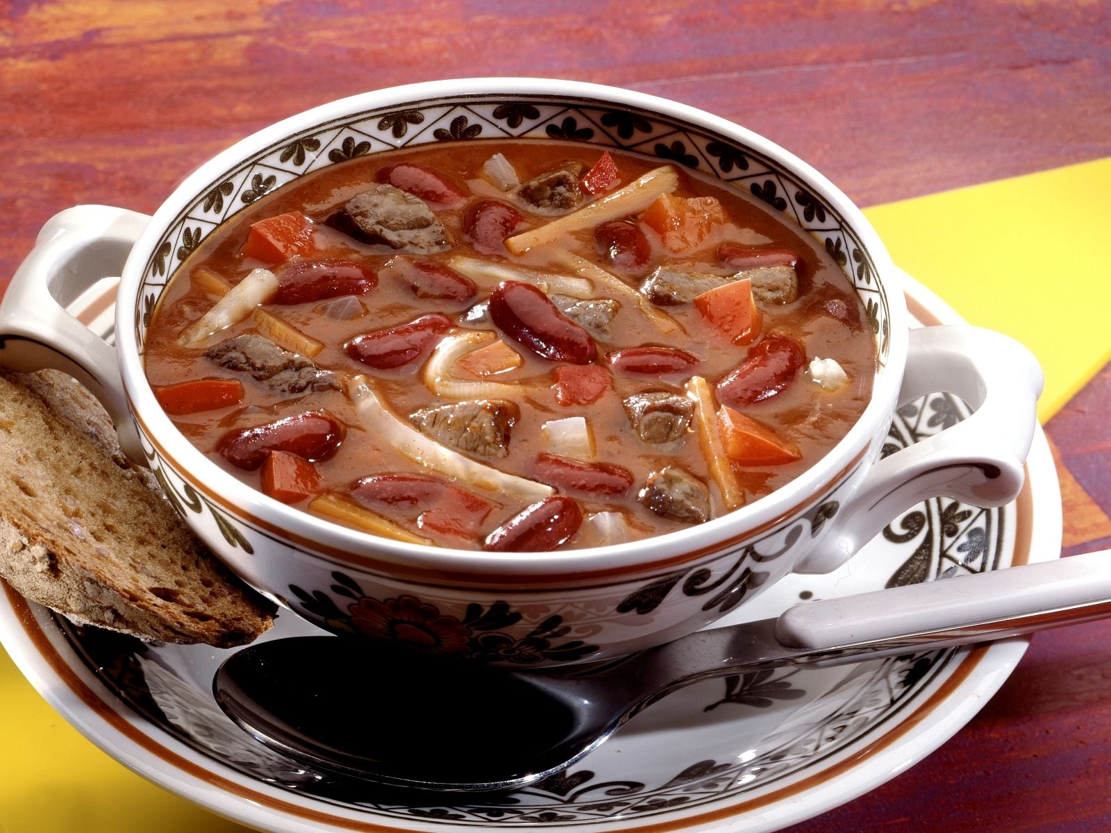 Mexican Style Goulash Soup Recipe Eat Smarter Usa