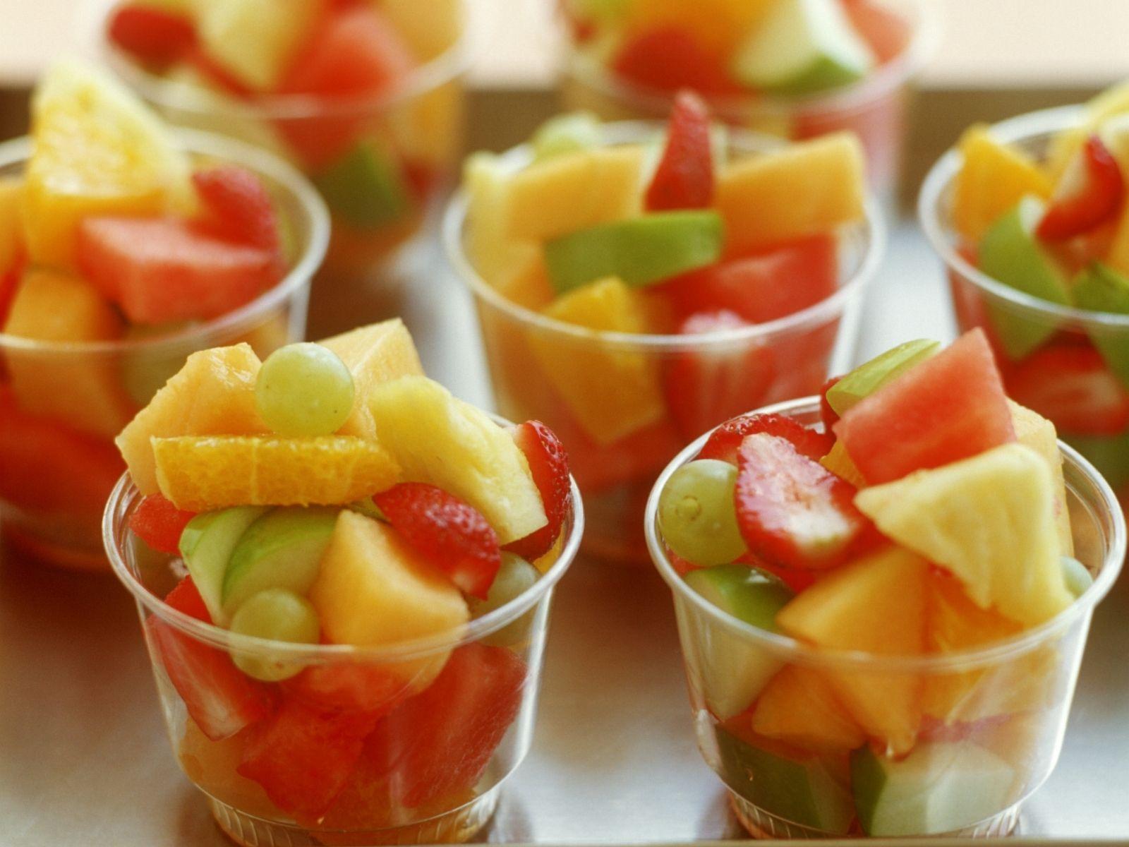 Mixed Fruit Salad Recipe Eat Smarter Usa