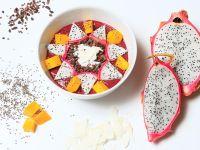 Acai Bowl with Exotic Fruit recipe