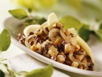Healthy Pulse Dish with Nuts recipe