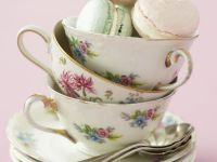 Afternoon Tea Macarons recipe