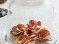 Almond and Apple Tarts recipe