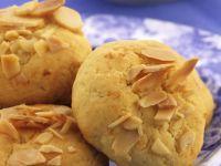 Almond and Citrus Fruit Cookies recipe