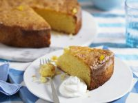 Almond and Citrus Gateau recipe