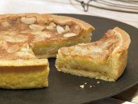 Almond and Jam Tart recipe