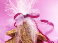 Almond and Orange Biscotti recipe