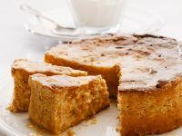 Almond and Orange Syrup Cake recipe