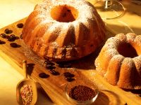 Almond Bundt Cake recipe