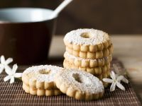 Almond Cookies (Canestrelli Cookies) recipe