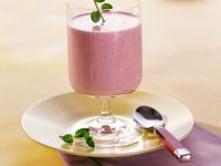 Almond Cranberry Smoothie recipe