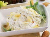 Almond Cream Cheese Spread recipe