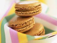 Almond Espresso Sandwich Biscuits recipe
