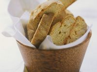 Almond Flavoured Biscotti recipe