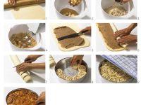 Almond-Hazelnut Cinnamon Buns recipe