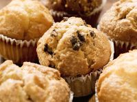 Almond Honey Muffins recipe