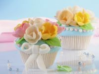Almond Paste Decorated Cakes recipe